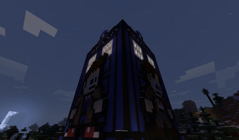 Tardis by Nefyoni & Asdialed
